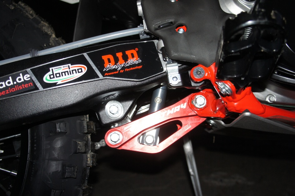 Ktm Linkage Guard Fastway